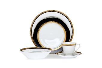 Noritake Regent Gold 20pc Dinner Set