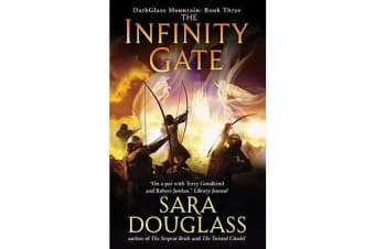 The Infinity Gate - Darkglass Mountain: Book Three