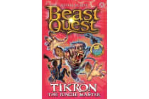Beast Quest: Tikron the Jungle Master - Series 14 Book 3
