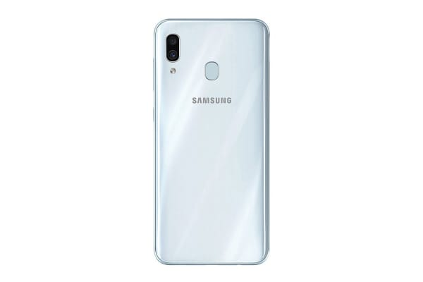 Samsung Galaxy A30 Dual SIM (32GB, White)
