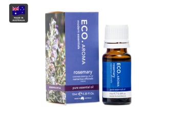 ECO. Aroma Rosemary Essential Oil (10mL)
