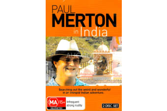 Paul Merton in India - Region 4 Rare- Aus Stock DVD NEW