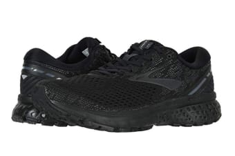 Brooks Men's Ghost 11 (Black/Ebony, Size 10)