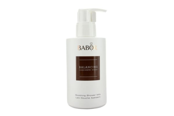 Babor Balancing Cashmere Wood - Soothing Shower Milk (200ml/6.7oz)