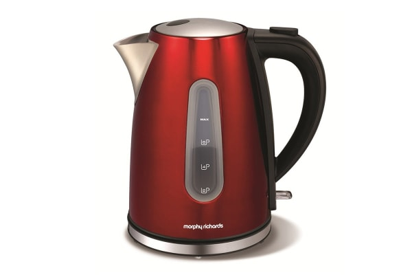 Morphy Richards Accents Jug Kettle (Red)