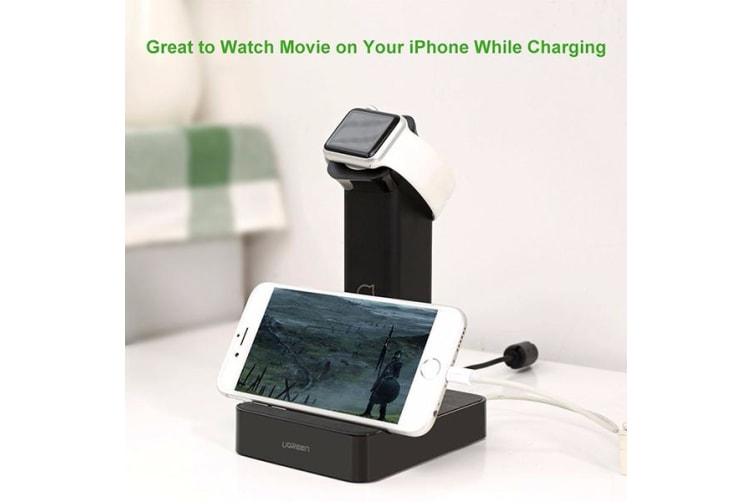 UGREEN Apple Watch Magnetic charging Dock - Black (30361)