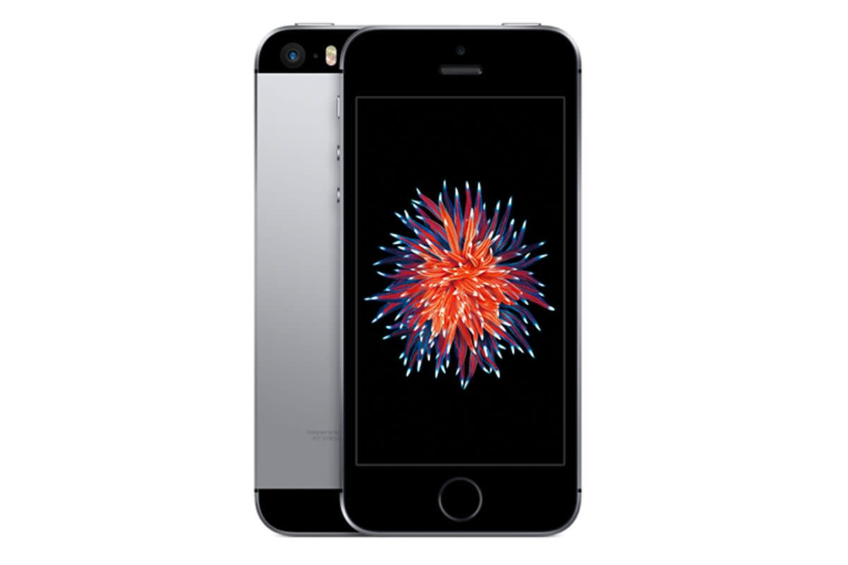 Image of Apple iPhone SE (32GB, Space Grey)