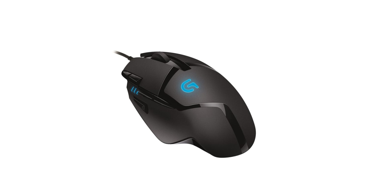 Logitech G402 Hyperion Fury Gaming Mouse (910-004070) | Keyboards, Mice &  Touchpads |