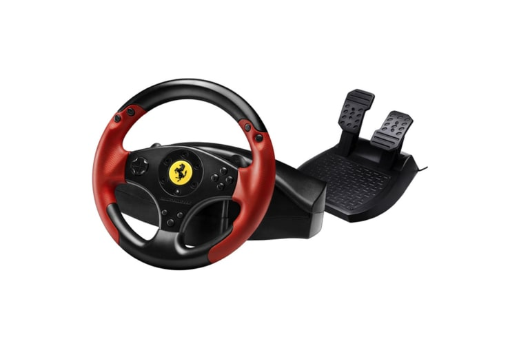 Thrustmaster 4060052 Ferrari Racing Wheel Red Legend PS3/PC