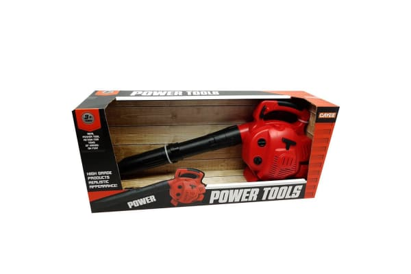 Power Tools Toy Leaf Blower