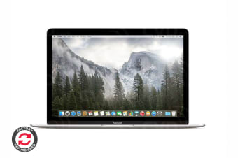 "Apple 12"" MacBook (256GB, 1.1GHz m3, Silver) MLHA2 - Apple Certified Refurbished"