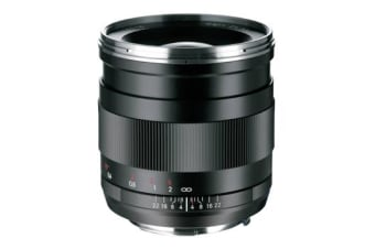 New Carl Zeiss ZE 25mm f/2 Lens for Canon EF (FREE DELIVERY + 1 YEAR AU WARRANTY)