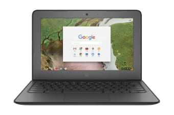 "HP 11.6"" HD ChromeBook 11 G6 Education Celeron N3350 4GB RAM 16GB eMMC (HP-3QN38PA)"