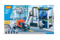 Jumei Building Blocks - Police Station