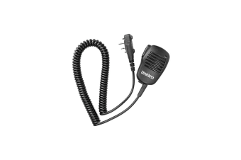 Uniden Standard Speaker Microphone 2-Pin L 2.5mm Stereo-3.5mm
