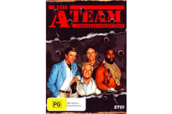 The A Team Complete Collection