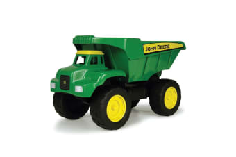 John Deere 38cm Big Scoop Dump Truck/Vehicle Sand/Toy/Kids/Children Play/Game