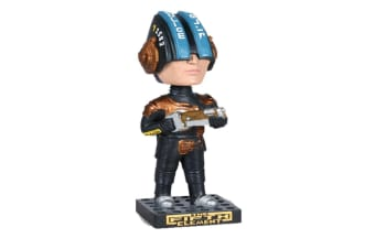 The Fifth Element Police Bobble Head