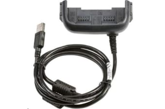 Honeywell Dolphin CT50 USB Adapter 5V DC Input  SNAP-ON CUP WITH Standard TYPE A CONNECTOR.