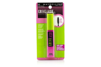 Maybelline Great Lash Mascara with Classic Volume Brush - #101 Very Black 12.7ml