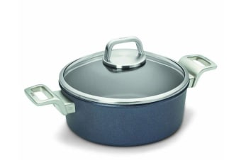 Woll Diamond Lite Pro Induction Casserole with Lid 28x10.5cm 5.5L