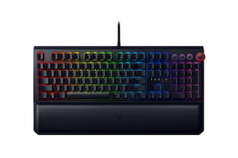 Razer BlackWidow Elite Chroma Mechanical Gaming Keyboard (Yellow Switch)