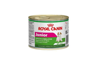 Royal Canin Junior Wet - 12 Cans