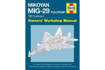 Mikoyan MiG-29 Fulcrum Manual