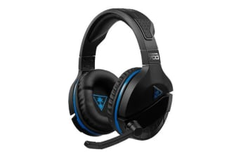 Turtle Beach Stealth 700P Wireless Surround Sound Gaming Headset for PlayStation 4 and Pro