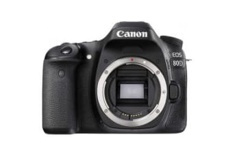 New Canon EOS 80D 24.2MP Body Digital Cameras (FREE DELIVERY + 1 YEAR AU WARRANTY)