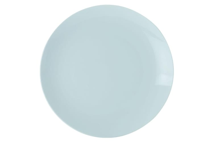 Set Maxwell & Williams White Basics Porcelain Round Coupe Entree Plate 23cm
