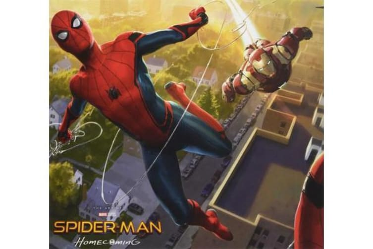 Spider-man - Homecoming - The Art Of The Movie
