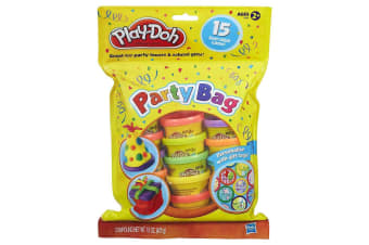 Play Doh Party Bag - 15 Tubs