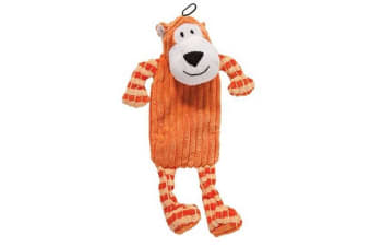 Danish Design Lucy The Lion Dog Toy (Orange)