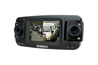 UNIDEN IGO CAM 850 THREE CAMERA BLACK BOX 1080P FULL HD ACCIDENT CAM VEHICLE NEW