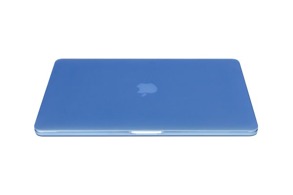 "Frosted Hard Cover for MacBook Pro 15"" with Retina (Glacier)"
