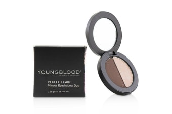 Youngblood Perfect Pair Mineral Eyeshadow Duo - # Charismatic 2.16g/0.07oz
