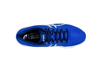 ASICS Men's GEL-Contend 5 Running Shoes (Imperial Blue/White, Size 11.5)