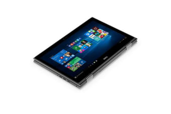 Dell Inspiron 5579-7978GRY CONVERTIBLE 2-IN-1 Core i7-8550U1.8GHz 500GBSSD 16GB(2x8GB) 15.6""