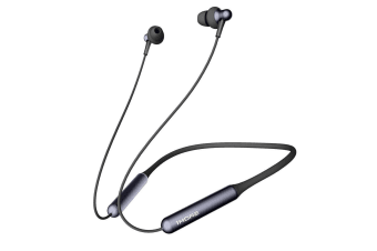 1More Stylish Dual-Dynamic Driver Bluetooth In-Ear Headphones Black