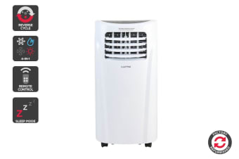 Refurbished Vostok 2.9kW Portable Air Conditioner (10,000 BTU, Reverse Cycle)