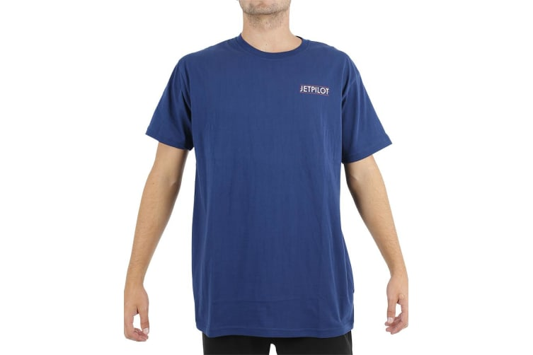 JetPilot Outboard Mens Tee - Navy - Small