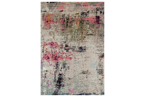 Britney Radiant Contemporary Rug Multi 330x240cm