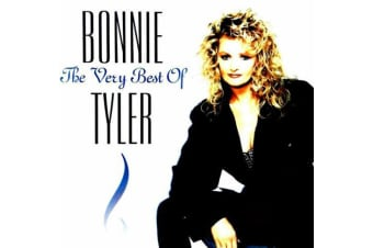 The Very Best Of Bonnie Tyler BRAND NEW SEALED MUSIC ALBUM CD - AU STOCK