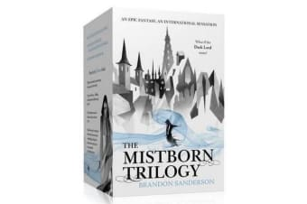 Mistborn Trilogy Boxed Set - The Final Empire, The Well of Ascension, The Hero of Ages