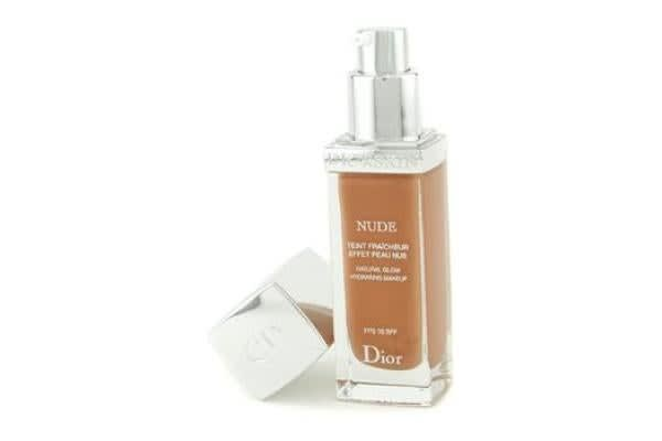 Christian Dior Diorskin Nude Natural Glow Hydrating Makeup SPF 10 - # 051 Dark Sand (30ml/1oz)