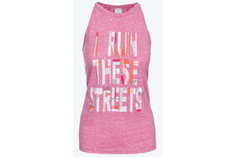 Trespass Womens/Ladies Streets Vest Top (Pink Lady Marl)