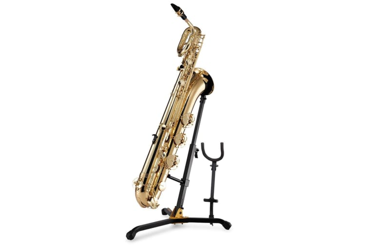 Hercules Musical Instrument Stand/Holder for Baritone/Alto/Tenor Saxophone