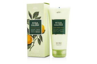 4711 Acqua Colonia Blood Orange & Basil Moisturizing Body Lotion 200ml