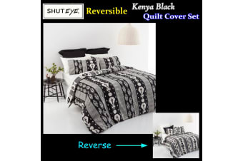 Kenya Quilt Cover Set by Shuteye